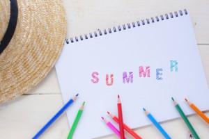 夏休み 宿題
